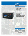 Seren - L301 Series - Low Frequency Generator Manual