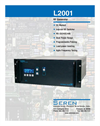 Seren - L2001 - Low Frequency Generator Brochure
