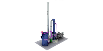 ECONERG - Economisers and Condensate Treatment System