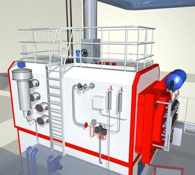 Boiler Systems - Steam Boiler by Kohlbach Holding GmbH