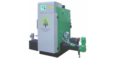 BIOKOMPAKT - Model AWK / ECO 80  - Automatically Fed Biomass Heating System