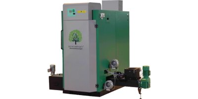 Biokompakt - Model ECO 150 - Biomass Heating System