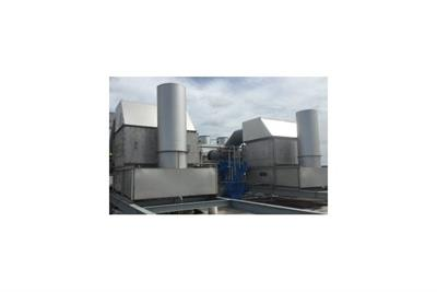 Case Study: Yarn Dryer Waste Heat Recovery System
