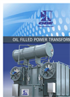 Oil Filled Power Transformers - Brochure