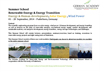 Summer School  Renewable Energy & Energy Transition  Energy & Human development, Solar Energy , Wind Power  01 – 20  September, 2014 – Paderborn, Germany