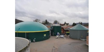 Biogas Plant Training Course 15-19 September 2014 - Bad Hersfeld (Germany)