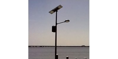 Greenshine - Model BRIGHTA-30 - Solar Street Lights
