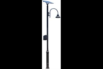 Greenshine - Model Lumina Series - Solar Lighting System