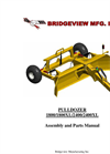 Model 1800, 2400 and 2400XL - Pulldozer and Pulldozer Transformer Land Shaper Brochure