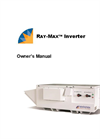 RAY-MAX Inverter Owners Manual