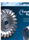 Canyon - Hydro Turbines Brochure