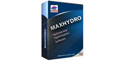MaxHydro - Hydropower Optimization Software