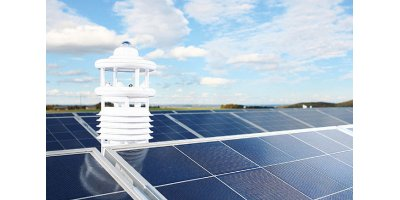 Meteorological sensors for solar monitoring