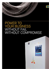 Prismic - Power Management Systems (PMS) Brochure