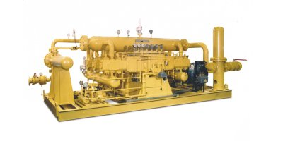 Model 1EHA-6-GT/105 - Natural Gas Compressor