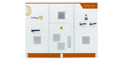 Gamesa Electric - Model E-1.4 MVA - Photovoltaic Inverters