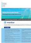 Monitor - Virtual Energy Production, Performance and Consumption Tool - Datasheet