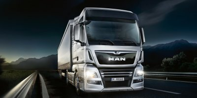 MAN - Model TGX D38 - Truck for Heavy-Duty Long-Haul Transport