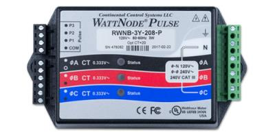 WattNode - Model Pulse - AC Watt Hour Transducer