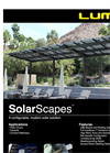 SolarScapes - Solar Mounting Structure Brochure