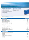 Model 16 Volt - General Purpose Small Module Brochure