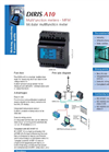 DIRIS - A10 - Multi-Function Meters Datasheet