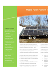 Mobile Power Platform Datasheet