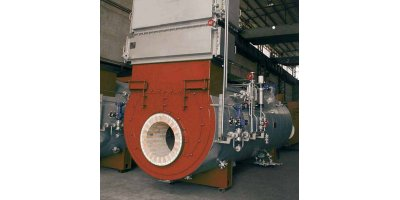 Garioni Naval - Model Biomassa NG/CP - Solid Fuel and Biomass Steam Boilers