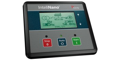 InteliNano - Model NT - Diesel and Gasoline Generator Set Controllers