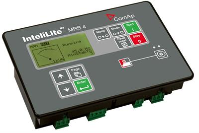InteliNano - Model NT MRS 4 - Diesel and Gasoline Generator Set Controllers