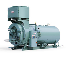 Cleaver-Brooks - Model CBEX Elite - Flagship Firetube Boiler