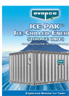Ice-Pak - Ice Chilled Energy Storage Unit - Brochure