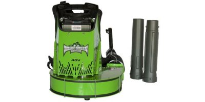 BLAST - Model MGP - Commercial Electric Backpack Blower