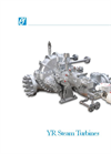 Elliott - Model YR - Steam Turbines Brochure