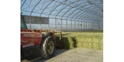 AgriCompact - Model 110 - Square Bales, Biogas