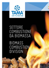 Biomass Combustion Division - Brochure