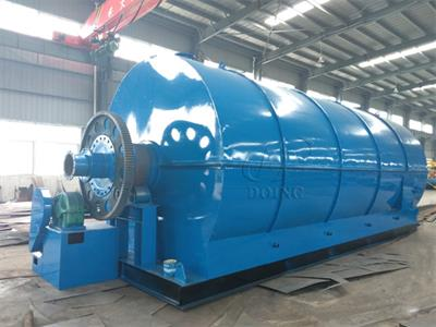 pyrolysis plant Equipment available in South Korea | Energy XPRT