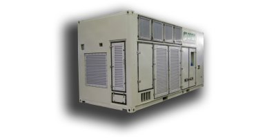 OPRA - Model OP16-Series - Mobile Rental Power Gas Turbine Generators