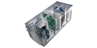 SEMCO - Model EP Series - Packaged Energy Recovery System