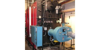 Model AQT - Water Tube Steam Boiler with Flexible Tubes
