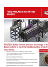 Rentech - - Fired Packaged Watertube Boilers Brochure