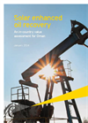 Solar Enhanced Oil Recovery: An In-Country Value Assessment for Oman Brochure