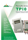 ThermoPro Series TP10 - Wall-Mount Ultrasonic Thermal Energy Meter Brochure