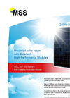 ASC-6P-60 Series Multi-Crystalline Photovoltaic Modules Brochure