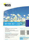 M-156-3D 6 Multicrystalline Solar Cell Brochure