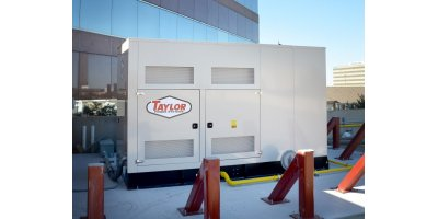 Model 30kW - 450kW - Natural Gas/LP Standby Generators