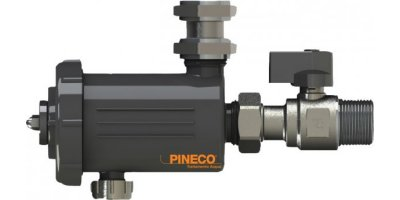 PINECO - Model SMART FANG - Magnetic Sludge Filter For Heating Plants