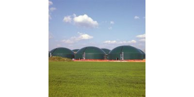 TECON - Top-Mounted Biogas Storage Systems