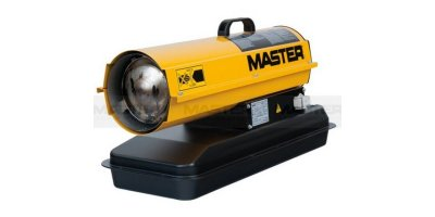Master - Model B 35 CED - Direct Oil Heater