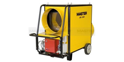 Master - Model BV 310 FS - Indirect Oil Heater Air-Bus